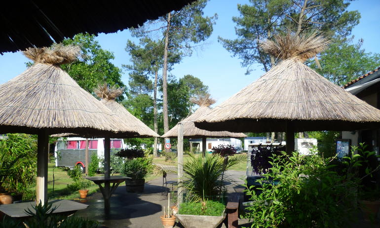 "Camping ""Les Forges"""