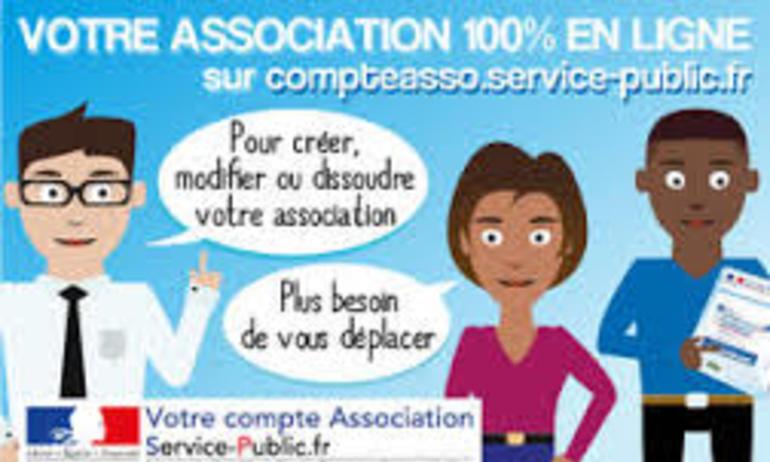 D claration en ligne pour les associations loi 1901 - Association de recuperation meubles gratuit ...