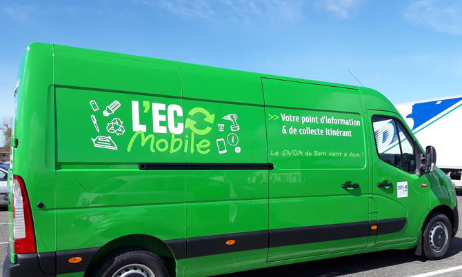L'Ecomobile arrive avec le printemps.